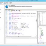 Отладчик Lua-скриптов, позволяющих задавать формат событий для Syslog-профилей