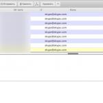 Событие Skype-переписки в MailArchiva